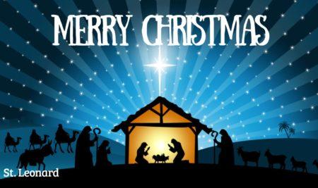 Christmas at Saint Leonard