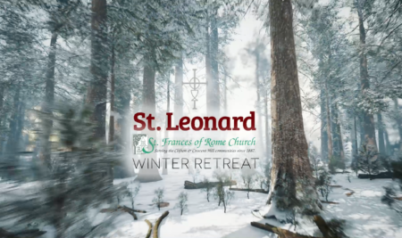 Winter Retreat, Week 3 – That All May Be One
