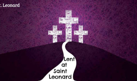Lent at Saint Leonard